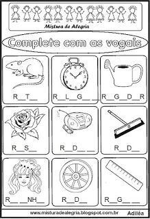 Atividade vogais Professor, Kindergarten, Education, Pasta, Bible Activities For Kids, Literacy Activities, Toddler Lesson Plans, I Love Coffee, Reading