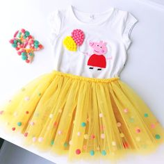 You can find more on www.instagram.com/aliah.pompoms Girl Outfits, Summer Dresses, Videos, Photos, Instagram, Fashion, Baby Clothes Girl, Pictures, Moda