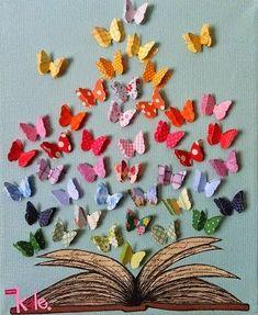 OCELLS, PAPALLONES  I  ALTRES  ANIMALONS ...      Les flors no faltaran a les nostres tapes de primavera tot i que també podem incloure tot...