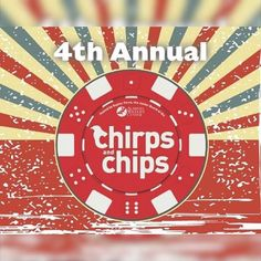 Only 10 more days until our always awesome #ChirpsAndChips #fundraiser #charity event! Purchase #tickets by August 21 to be automatically entered into a special #prize drawing! Order your tickets now and tell #friends #family #coworkers and total #strangers all about it! Info and tickets at awrc.org! | #alabamawildlifecenter | #alabamastateparks | #wildliferehabilitation | #wildliferescue | #wildliferehab | #wildbirds | #birdsofprey | #animals | #nature | #environment | #conservation…