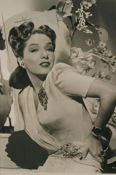 Lupe Velez, silent and sound Mexican movie star, dancer, singer, married to Johnny Weissmuller (The Gaucho, Girl From Mexico, The Mexican Spitfire) 1908-44