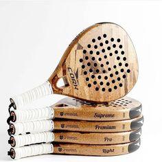 Nå du trenger den beste Padel Racket! Handmade fra Portugal. Rackets, Tennis Racket, Portugal, Den, Handmade, Hand Made, Handarbeit