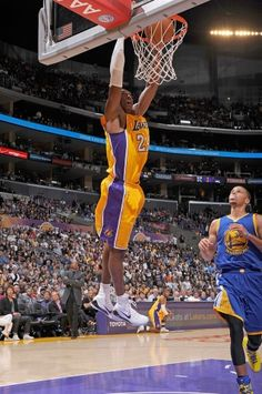 Lakers vs. Warriors (10/9/14)
