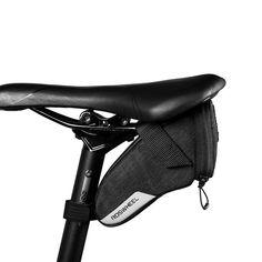 Cycling Bag Faux Leather Bicycle Tail Rear Saddlebag Vintage Retro Bike Pannier