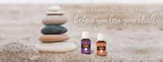 One question we've all asked: What is a good essential oil for relaxation? When you're desperate for some stress relief, choose calming oils that promote relaxation! Geranium Essential Oil, Frankincense Essential Oil, Orange Essential Oil, Best Essential Oils, Essential Oil Uses, Young Living Oils, Young Living Essential Oils, Oils For Relaxation, What Is Challenge