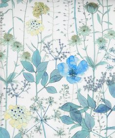 Irma D Tana Lawn - Liberty of London Fabric