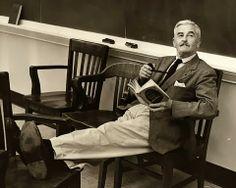 The Briar Files: Pipe Smoker: William Faulkner | #williamfaulkner #pipesmoking