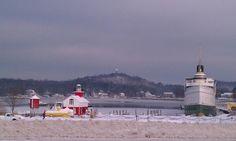 My Winter photo of the Keewatin