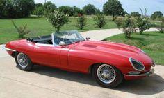 The RoadSpeed Garage for Vintage Sportscars: 1964 Jaguar E Type Series 1
