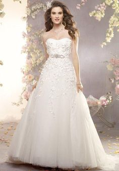 Alfred Angelo Signature 2420 Wedding Dress - The Knot