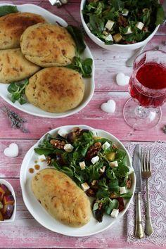 Csirkemell hagymás burgonyabundában recept