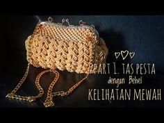 Ideas Crochet Bag Backpack Michael Kors For 2019 Macrame Purse, Macrame Jewelry, Crochet Shawl, Crochet Yarn, Crochet Toys, Crochet Braids Marley Hair, Crochet Baby Mobiles, Purse Tutorial, Doily Patterns