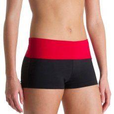 DF5803 - Bloch Roll Down Womens Short
