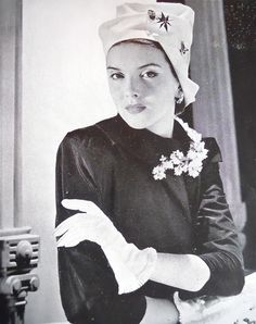 1940s Vogue magazine