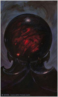 Lord of the Rings Art by Alan Lee and John Howe Alan Lee, Dark Fantasy Art, Dark Art, High Fantasy, John Howe, Armadura Medieval, Arte Obscura, Jrr Tolkien, Fantasy Weapons