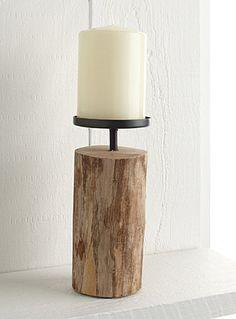 http://www.simons.ca/simons/product/9739-6141160/Chandelles/Le chandelier bûche rustique?/fr/