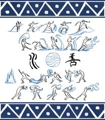 Avatar Airbender, Avatar Aang, Avatar Legend Of Aang, Team Avatar, Legend Of Korra, Figure Drawing Reference, Art Reference Poses, Magia Elemental, Avatar Picture