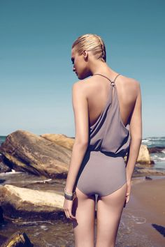 Nadia Serlidou Heats Things Up for the MOEVA London S/S 2013 Campaign by Koray Parlak