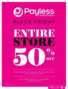 Payless Black Friday 2018 Ads and Deals Browse the Payless Black Friday 2018 ad scan and the complete product by product sales listing. Black Friday Ads, Online Shopping Deals, Cool Boots, Ways To Save Money, Coupon Codes, Black Shoes, Coding, Programming
