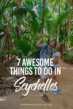 7 Awesome Things To Do in Seychelles Made of 115 islands, the archipelago of Seychelles is located in the Indian Ocean northeast of Madagascar. The Seychelles islands are the oldest mid-ocean granitic islands on Earth, and their creation can only be described as a stroke of divine intervention.