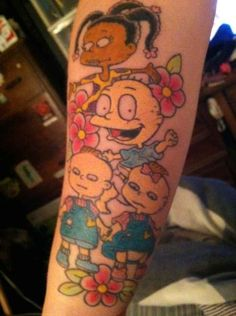 A baby 39 s gotta do what a baby 39 s gotta do on pinterest for 90s baby tattoos
