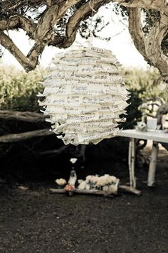 Nice vintage Pinata! Would that be an idea for your wedding?