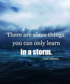 You Can Only Learn –  Joel Osteen