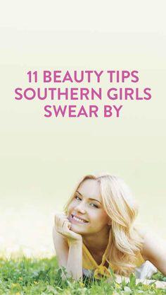 beauty tips southern girls swear by