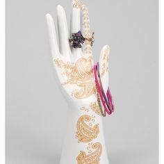 Jewelry holder henna