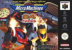 Micro Machines N64