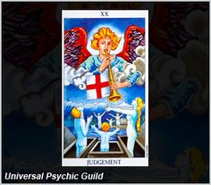 Tarot Card Judgement Explained in Details #TarotCard #Tarot