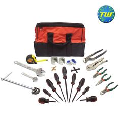 http://www.twwholesale.co.uk/product.php/section/9140/sn/Starter-Plumber-Tools 15 Piece Starter Plumber Tool Kit designed for apprenticeships, college students and new job starters. All of the tools in this set have been carefully selected by plumbing college tutors and professional plumbers - ensuring that you have the right tool for the job from day 1 as you start out on your path as a plumber.