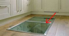 This Man Built A Secret Window In His Kitchen. The Reason Why? Genius!