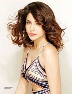 Finally Anushka Sharma accepted that she is dating with Indian Cricketer Viral Kohli, in an interview with Filmfare India Magazine March 2015 - bollywood actresses  IMAGES, GIF, ANIMATED GIF, WALLPAPER, STICKER FOR WHATSAPP & FACEBOOK