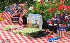 Fun 4th of July themed crafts