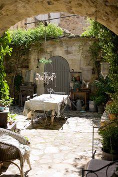 tuscany style