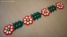 Rangoli Designs Latest, Simple Rangoli Designs Images, Rangoli Designs Flower, Rangoli Border Designs, Rangoli Ideas, Colorful Rangoli Designs, Rangoli Designs Diwali, Diwali Rangoli, Flower Rangoli
