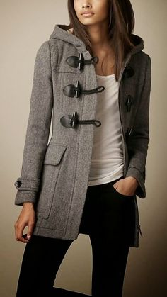 Elegance Burberry Coat