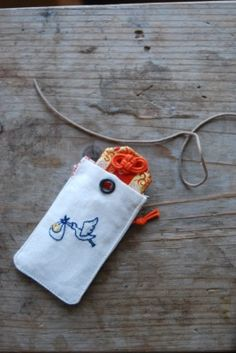 omamori coverlet pouch