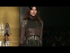 REEM ACRA MERCEDES-BENZ FASHION WEEK FW 2015 COLLECTIONS 3:10 mark