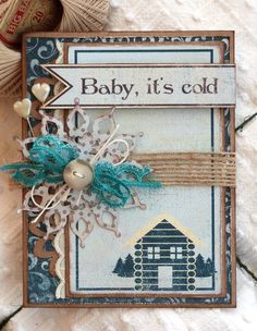 Baby, It's Cold Card