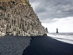 Why we love it: Vík is Iceland's southernmost village, and spectacularly shaped basalt columns on the nearby Reynisfjara shore help make it the most impressive black-sand beach in the country.