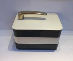 Art Deco,  very rare, sewing box, early plastic, with 3 drawers.  26 cm  x 18,5 cm  x 16 cm H. | Shop this product here: http://spreesy.com/VintagechicBrussels/97 | Shop all of our products at http://spreesy.com/VintagechicBrussels    | Pinterest selling powered by Spreesy.com