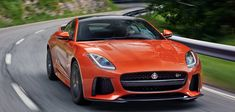 F-Type #SVR Coupe Front