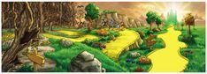 Land of Oz by JoniGodoy.deviantart.com on @deviantART
