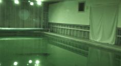 The Haunting of Fox Hollow Farm indoor swimming pool haunted by victims of Herb Baumeister