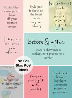 How to get out of a blogging rut: Blog Post Prompts that Always Work