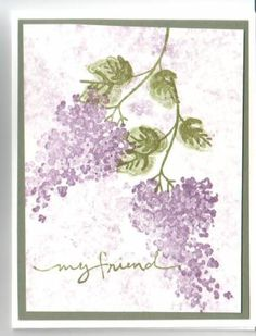 Splitcoaststampers Sister's cards