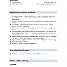 Personal Attributes For Resume Pintrending Finance On Steps To Make A Transaction At Retail .