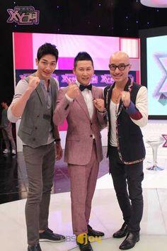 """Shin Dong Yeop, Hong Seok Cheon Become MCs for Korea's First Transgender Talk Show"" #transgender #trans #korea"